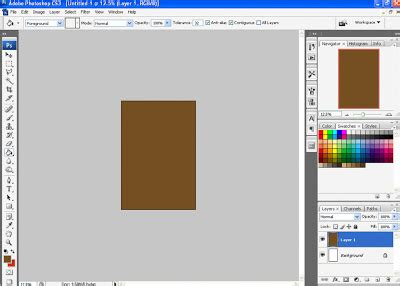 membuat warna coklat kayu membuat bingkai tekstur kayu dengan photoshop pandu pinuji