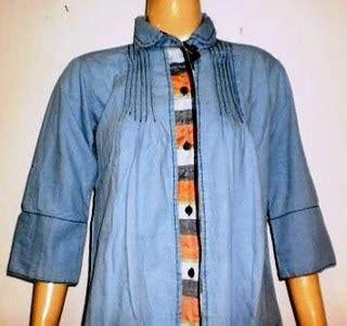 Blouse Olla Jersy blouse murah grosir baju murah tanah abang