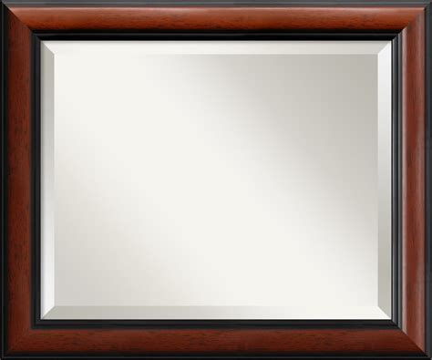 mahogany bathroom mirror regency mahogany wall mirror traditional wall mirrors