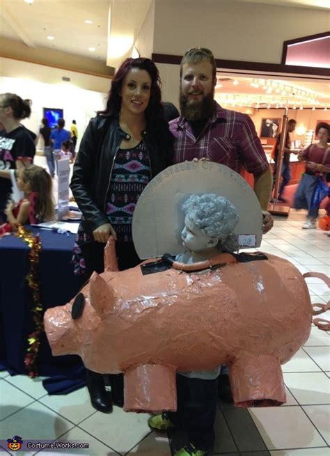 piggy bank costume