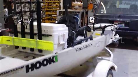 hobie kayak seat modifications my 2013 hobie pro angler 14 with mods