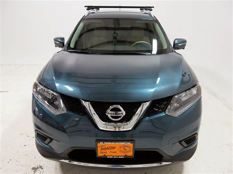 thule roof rack for nissan rogue 2014 etrailer