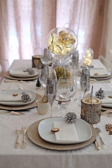 Deco Mariage Simple Et Chic by Faire Une Table De No 235 L Chic Et Simple C 244 T 233 Maison