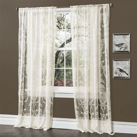 window sheer curtains best 25 lace curtains ideas on