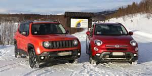 Jeep Renegade Fiat 500x Fiat 500x Vs Jeep Renegade Mini Suv Showdown Carwow