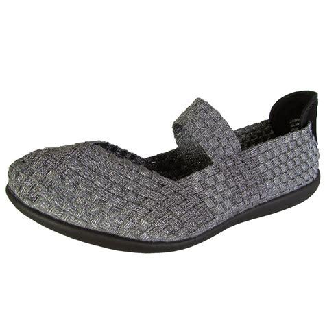 woven flat shoes steven by steve madden womens caspar woven flat
