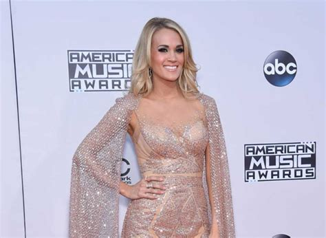 Carrie Underwood Detox by Carrie Underwood S Weight And Diet Tips Eat This Not That