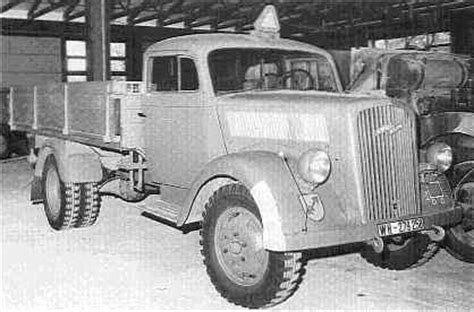 opel truck ww2 the opel blitz was the workhorse truck of the germans in