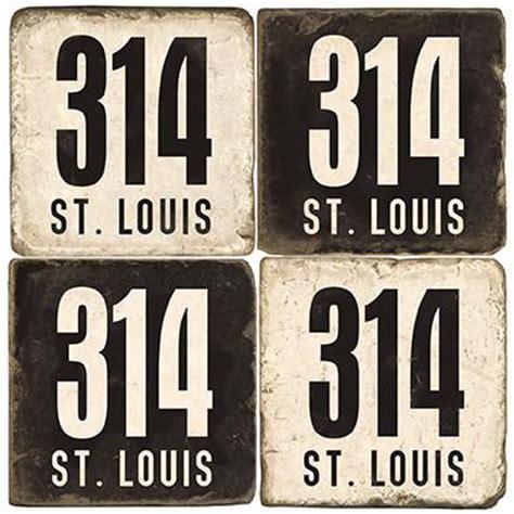 Area Code 314 Lookup Tiddleewinks St Louis Area Code 314 Drink Coasters