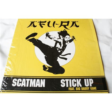 afu ra stick up scatman stick up by afu ra lp with vcollector ref 752330571