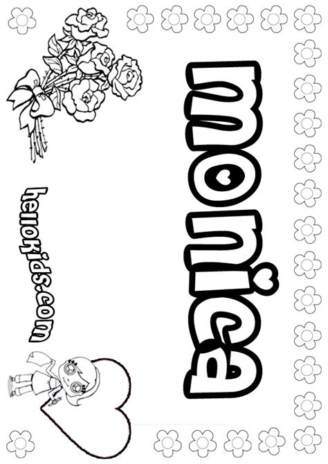coloring pages with child s name coloring pages hellokids
