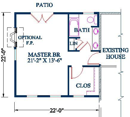 master bedroom floor plans best 25 bedroom addition plans ideas on