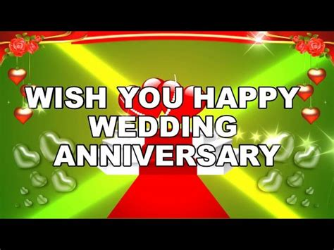 Happy Wedding Anniversary Song In by Happy Marriage Anniversary Wedding Anniversary Greetings