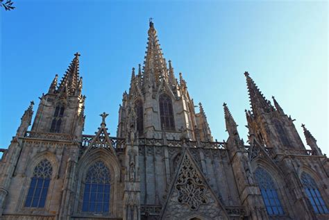 barcelona cathedral the barcelona cathedral of lies barcelona blonde
