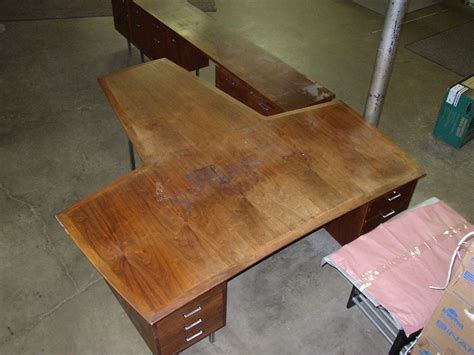 National Furniture Company by Rockford National Furniture Company Modren Desk