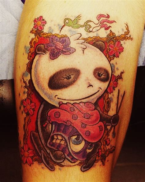 panda tattoo ideas tattoo collections