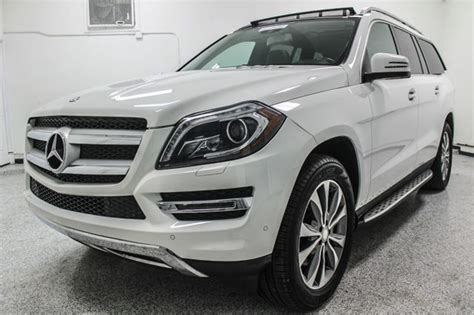 Mercedes Gl450 For Sale by 2014 Used Mercedes Gl Class Gl450 4matic At Dip S