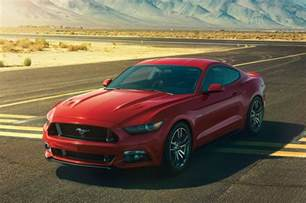 Ford 2015 Gt 2015 Ford Mustang Front Photo 41
