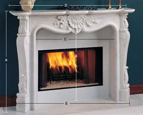 louis xiv marble mantel fireplace mantel surrounds
