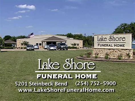 lake shore funeral home waco tx