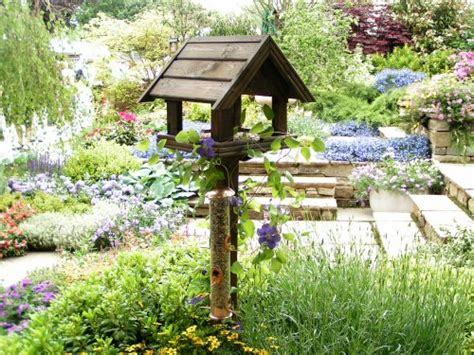 gallery bird table in the