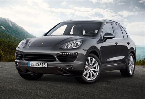 Porsche Cayenne S Diesel by 2013 Porsche Cayenne S Diesel Debuts With V 8 Power