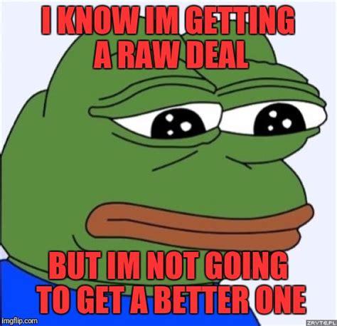Sad Frog Meme Generator - sad frog imgflip