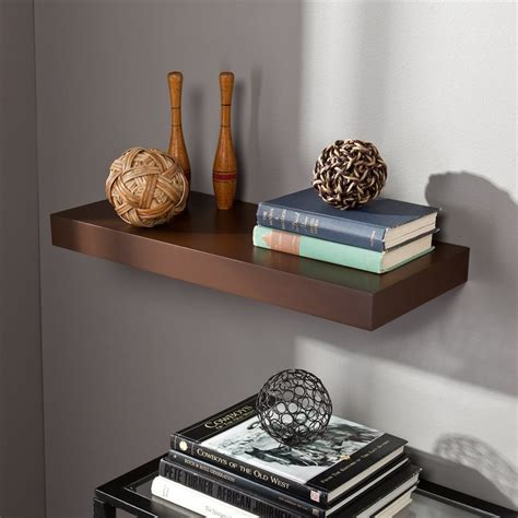 Shelf Pegs Lowes by Shop Boston Loft Furnishings 24 In W X 2 In H X 10 In D
