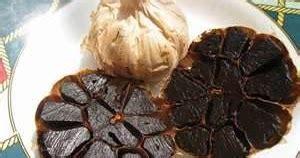 black garlic indonesia berita handry apa itu black garlic atau bawang hitam dan