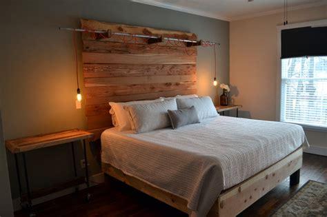 industrial bedrooms rustic industrial bedroom