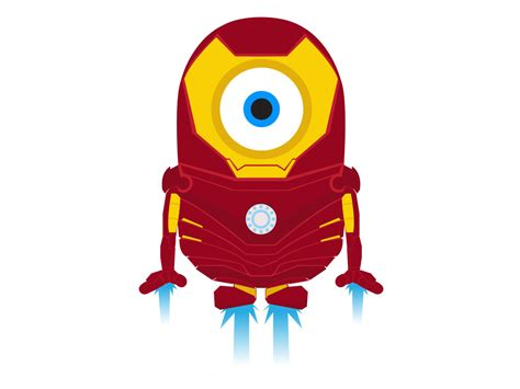 imagenes de minions iron man a cute collection of despicable me 2 minions wallpapers