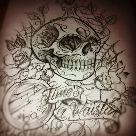 sick skull tattoos sick drawing tattoos ink designs designs