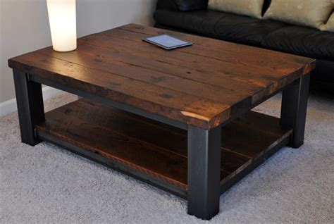 rustic refinery rustic coffee tables other by