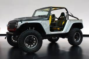 How Is A Jeep Wrangler Jeep Wrangler Stitch Concept Photo Gallery Autoblog