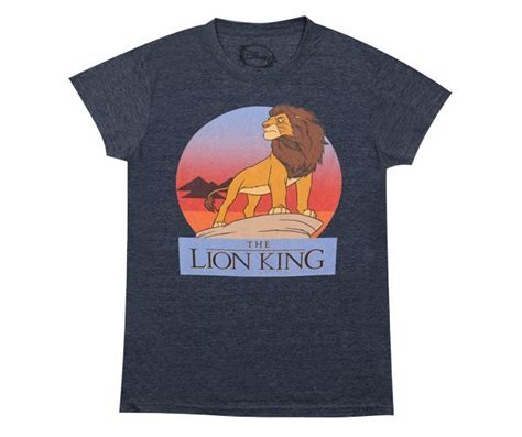 Lion King t shirt