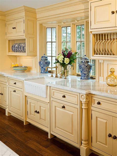 country blue and yellow country blue and yellow kitchens