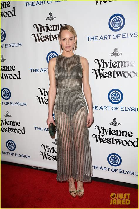 Of Elysiums Anniversary Gala Bilson Morrison Larter Somerville by Kaley Cuoco Steps Out After Second Dies This Week