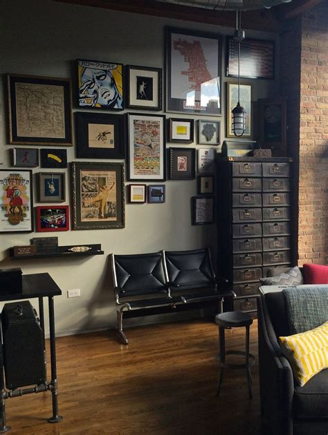 industrial chic home decor 25 best ideas about vintage industrial decor on