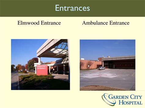 Garden City Er Ppt Garden City Hospital Emergency Services Orientation