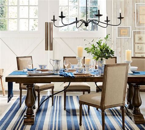 2017 pottery barn dining room sale save 30 dining tables