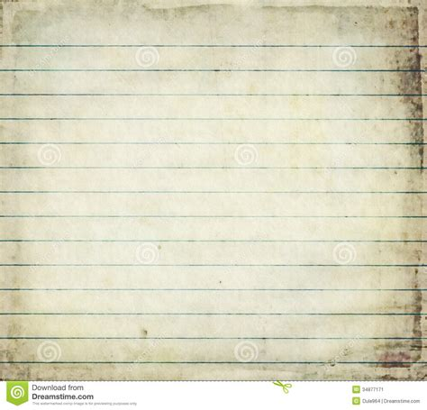 sheet background sheet of soiled paper background stock illustration