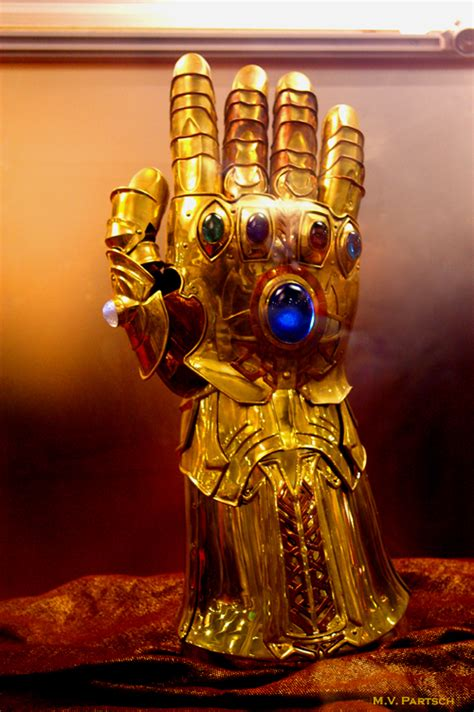 The Infinity Gaunlet Infinity Gauntlet Object Comic Vine