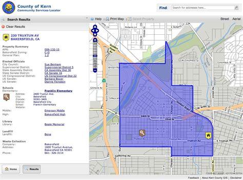 School District Finder By Address Kern County Community Services Finder