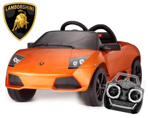 Lamborghini Kid Car by 6v Official Lamborghini Murcielago Spyder With Remote
