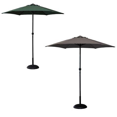 Patio Umbrella Pole Gardman Garden Parasol Outdoor Patio Umbrella Aluminium Pole 2 3m