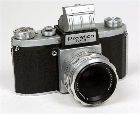 Kamera Canon Fx slr kamera praktica fx 3 carl zeiss jena tessar f1 2 8 50mm catawiki