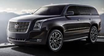 Cadillac 2014 Suv Future Cars Gm S Upcoming 2014 Cadillac Escalade Luxury Suv