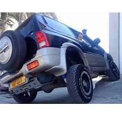 Suzuki Grand Vitara CALMINI Suspension  YouTube