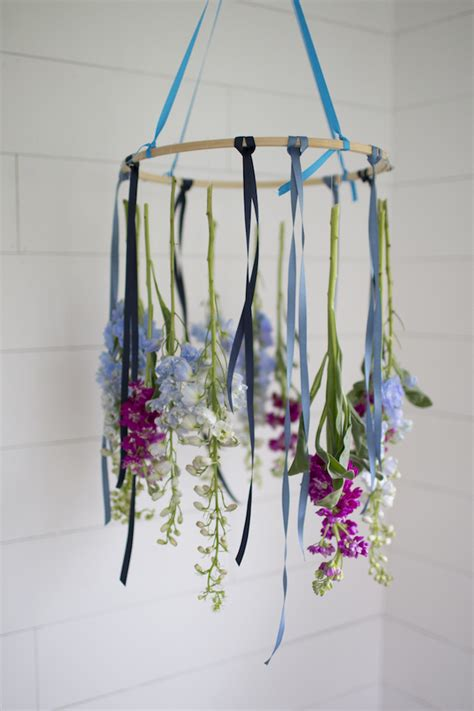 diy floral chandelier diy a floral chandelier how sweet it is
