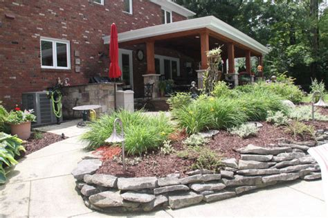 rear patio addition ideas
